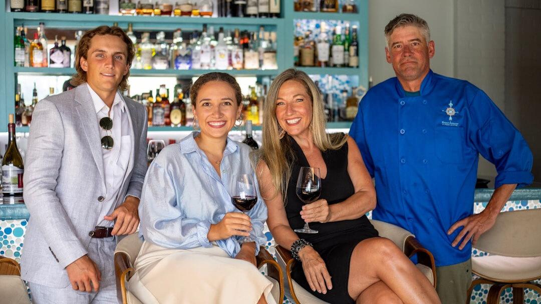Mariner's Restaurant Earns Wine Spectator Restaurant Award in 2021